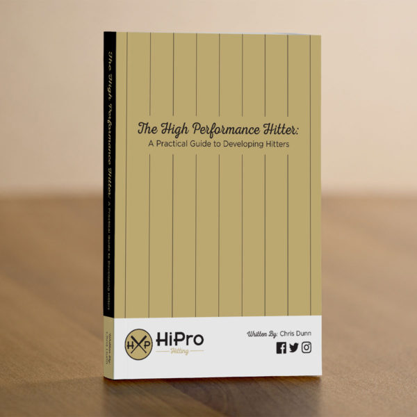 "HiPro Hitting - ""The High Performance Hitter"" eBook"